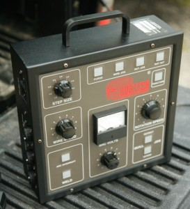Bortech Control Box