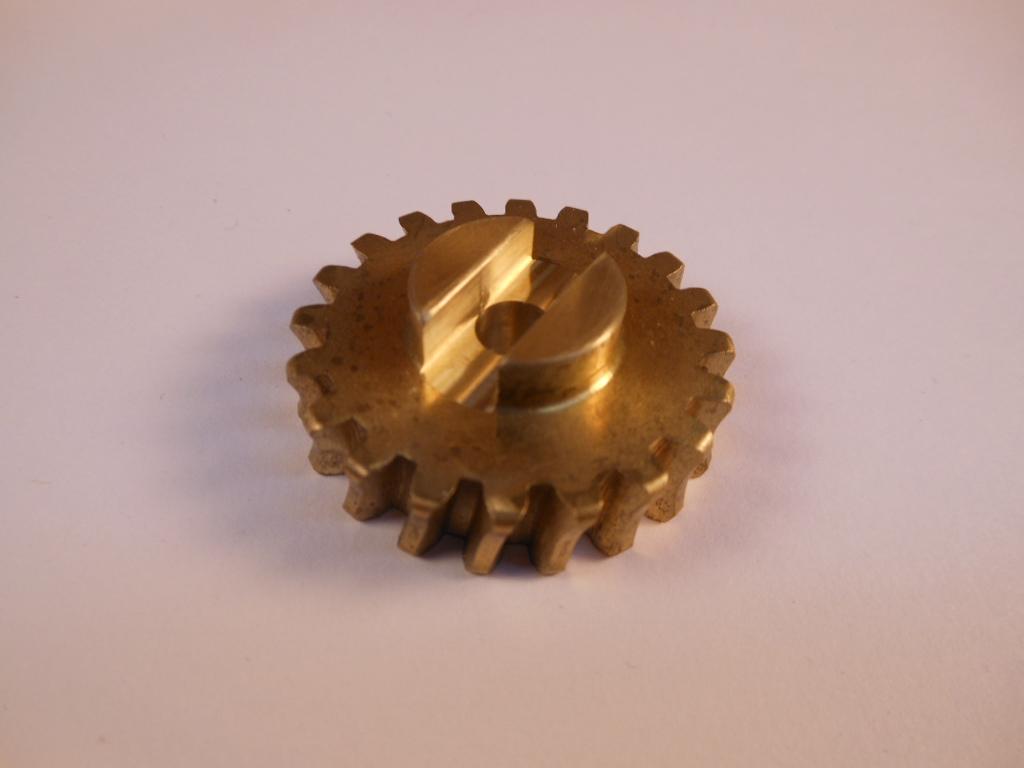 Bortech Gear Worm Climax Portable-Line Boring