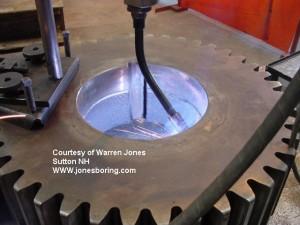 Bortech Welder Gear